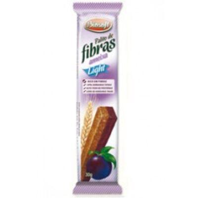 Imagem 1 do produto Palito De Fibras Light Biosoft Ameixa 30g 3 Unidades