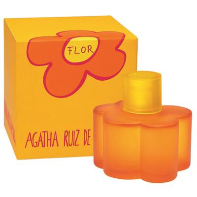 Imagem 1 do produto Flor de Agatha Ágatha Ruiz de La Prada - Perfume Feminino - Eau de Toilette - 100ml