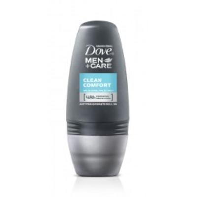 Desodorante Dove Roll On Men Care Comfort 50ml