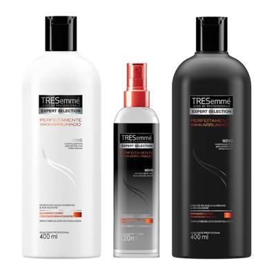 Condicionador e Spray Perfeitamente (Des)arrumado + Shampoo