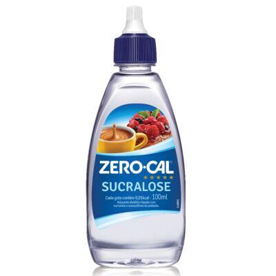 Imagem 1 do produto Adoçante Zero Cal Sucralose 100ml