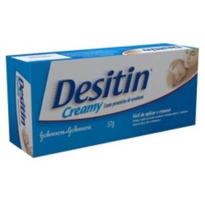 Imagem 1 do produto Creme para Assaduras Johnson's Desitin Creamy 57g