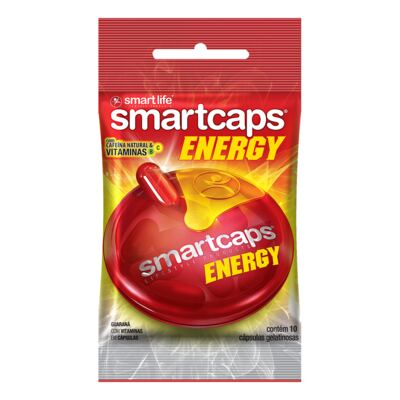 Smartcaps Energy Smart Life 10 Cápsulas