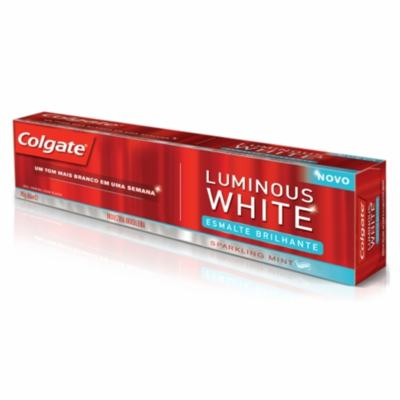 Gel Dental Colgate Luminous White Esmalte Brilhante 70g