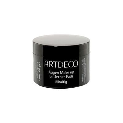 Imagem 1 do produto Eye Make Up Remover Pads Oil Artdeco - Discos para Remoção da Maquiagem - 60 Unidades