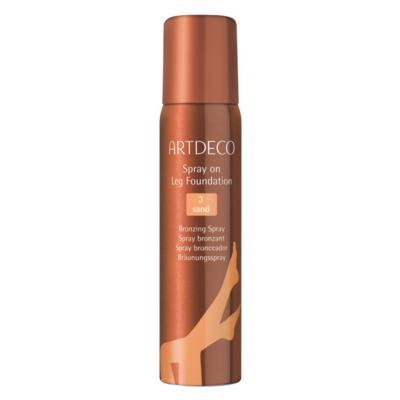 Imagem 1 do produto Spray on Leg Foundation Artdeco - Spray Bronzeador para Pernas - 03 - Sand