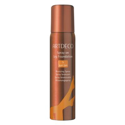 Imagem 1 do produto Spray on Leg Foundation Artdeco - Spray Bronzeador para Pernas - 05 - Sun Tun