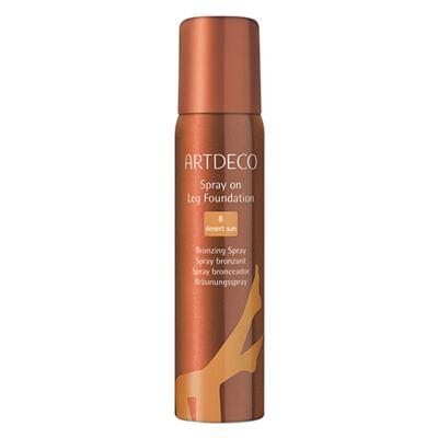 Imagem 1 do produto Spray on Leg Foundation Artdeco - Spray Bronzeador para Pernas - 08 - Desert Sun