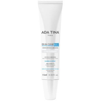 Imagem 1 do produto Dual Clear Max Ada Tina - Emulsão Clareadora Facial - 15ml