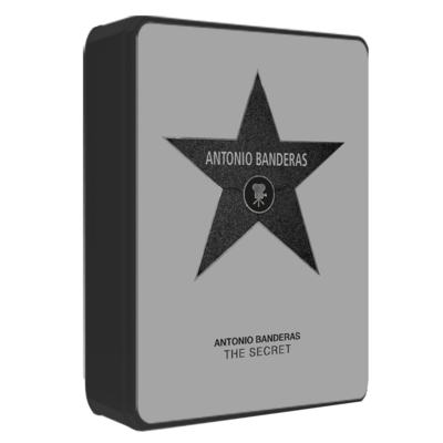 Imagem 1 do produto The Secret Antonio Banderas - Masculino - Eau de Toilette - Perfume + Miniatura - Kit