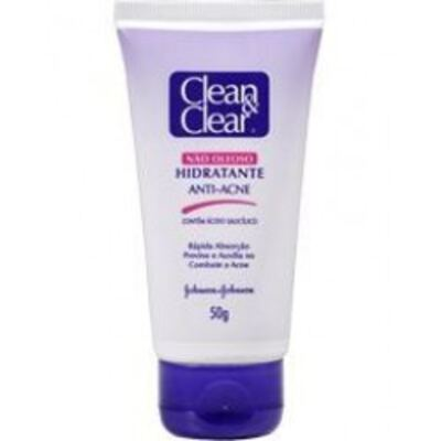 Hidratante Clean Clear Anti-acne 50g