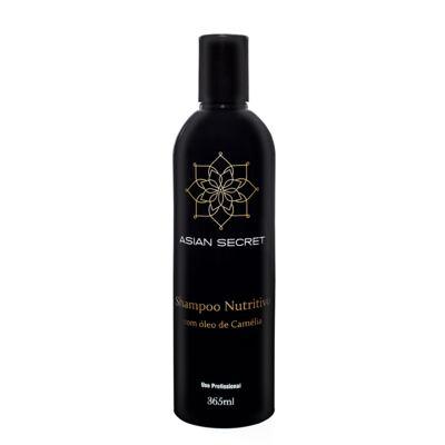Imagem 1 do produto Asian Secret Nutritivo Asian Secret - Shampoo Hidratante - 365ml