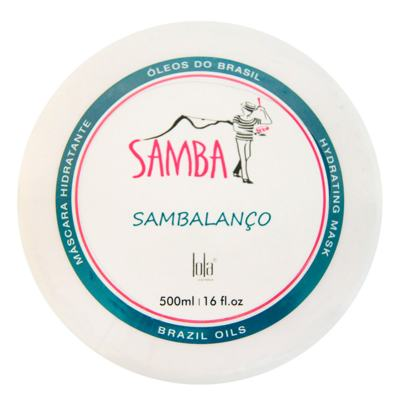 Imagem 1 do produto Sambalanço Lola Cosmetics - Máscara Hidratante - 500ml