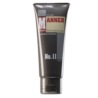Imagem 1 do produto Nppe Manner Styling Sculpting Cream - Gel - 100ml
