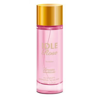 Idle Rose For Women Dream Collection - Perfume Feminino - Eau de Toilette - 100ml