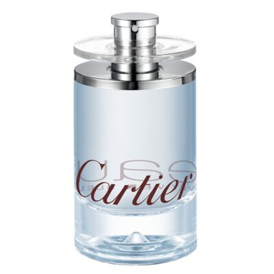Eau de Cartier Vétiver Blue Cartier- Perfume Unissex - Eau de Toilette - 100ml