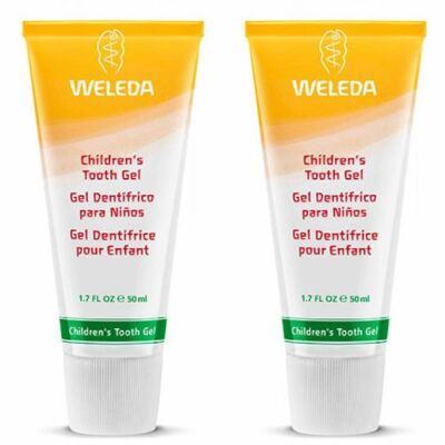 Imagem 1 do produto Compre Gel Dental Weleda Infantil 50ml e ganhe 50% de desconto na 2ª unidade