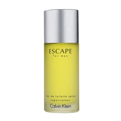 Imagem 1 do produto Escape For Men Calvin Klein - Perfume Masculino - Eau de Toilette - 50ml