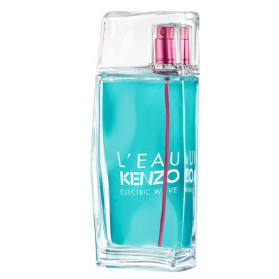 Imagem 1 do produto L'Eau Kenzo Electric Wave Pour Femme Kenzo - Perfume Feminino - Eau de Toilette - 50ml