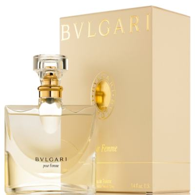 Imagem 1 do produto BVLGARI Pour Femme BVLGARI - Perfume Feminino - Eau de Parfum - 100ml
