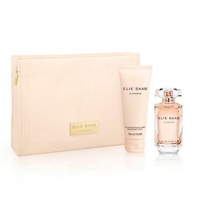 Imagem 1 do produto Elie Saab Le Parfum Elie Saab - Feminino - Eau de Toilette - Perfume + Loção Corporal + Nécessaire - Kit