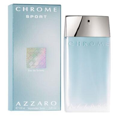 Imagem 1 do produto Azzaro Chrome Sport Azzaro - Perfume Masculino - Eau de Toilette - 100ml