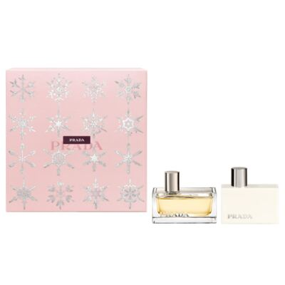 Imagem 1 do produto Prada Amber Prada - Feminino - Eau de Parfum - Perfume + Loção Corporal - Kit
