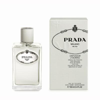 Imagem 1 do produto Prada Infusion D´Homme Prada - Perfume Masculino - Eau de Toilette - 100ml