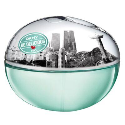 Imagem 1 do produto Be Delicious Heart Rio Dkny - Perfume Feminino - Eau de Parfum - 50ml