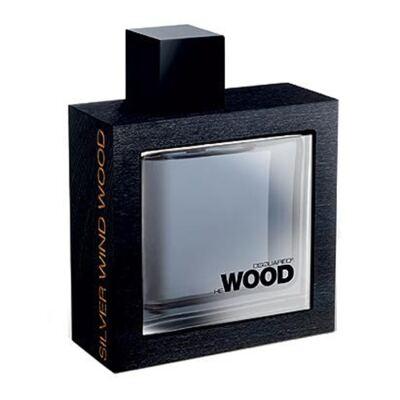 Imagem 1 do produto He Wood Silver Wind Wood Dsquared - Perfume Masculino - Eau de Toilette - 50ml