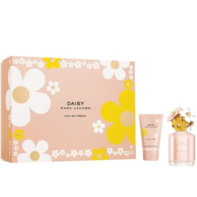 Imagem 1 do produto Daisy So Fresh Marc Jacobs - Feminino - Eau de Toilette - Perfume + Loção Corporal - kit