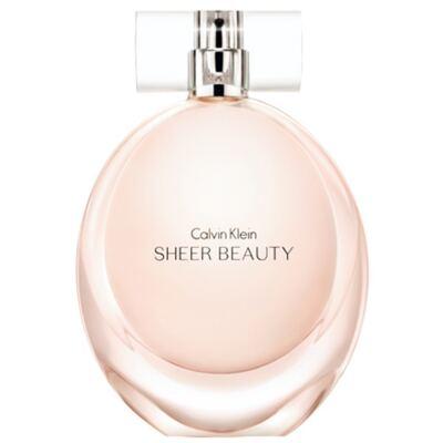 Imagem 1 do produto Calvin Klein Sheer Beauty Calvin Klein - Perfume Feminino - Eau de Toilette - 100ml