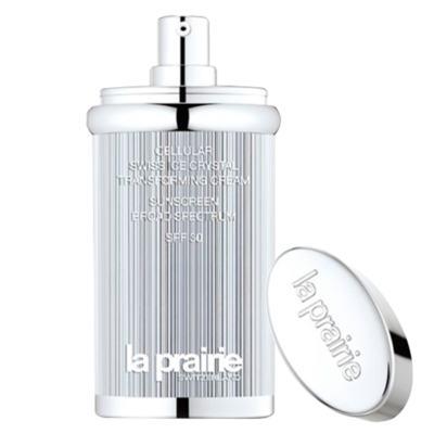 Imagem 1 do produto Base Facial La Prairie Cellular Swiss Ice Crystal Transforming Cream SPF 30 - Rose