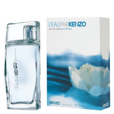 Imagem 2 do produto L´eau par Kenzo pour Femme Kenzo - Perfume Feminino - Eau de Toilette - 50ml