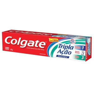 Imagem 4 do produto Creme Dental Colgate 90g Tripla Ação