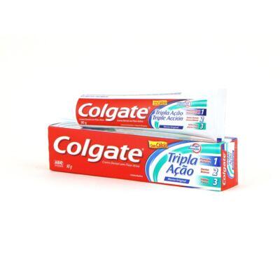Imagem 12 do produto Creme Dental Colgate 90g Tripla Ação