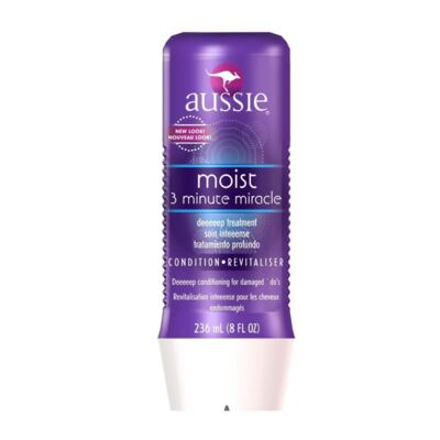 Imagem 39 do produto Aussie Moist Shampoo 400ml + Aussie Moist Tratamento Capilar 3 Minutos Milagrosos 236ml