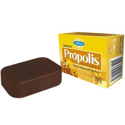 Imagem 25 do produto Nevasca Sabonete Natural Própolis 100g 3 Unidades