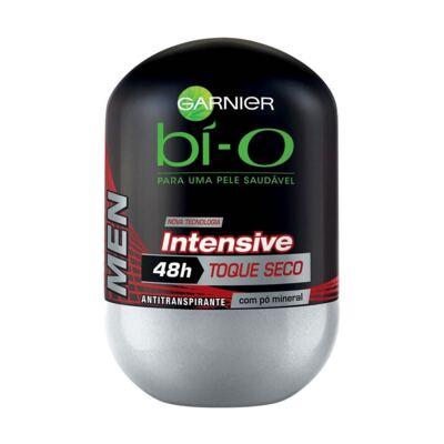 Imagem 1 do produto Desodorante Bi-O Roll-On Intensive Toque Seco Masculino 50ml