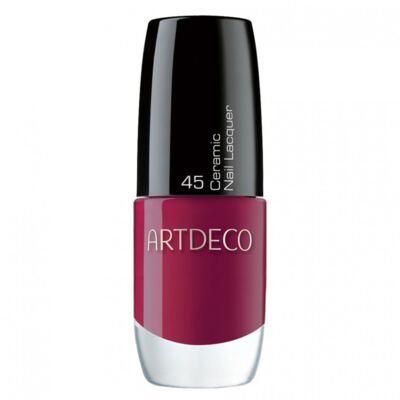 Imagem 9 do produto Ceramic Nail Lacquer Artdeco - Esmalte - 45 - Sinuous Claret