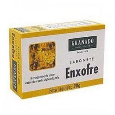 Sabonete Granado Medicinal Enxofre 90g