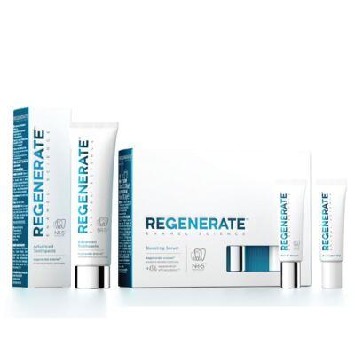 Imagem 2 do produto Kit Clareador Dental Regenerate Advanced Sérum Potencializador 32ml + Creme Dental 75ml