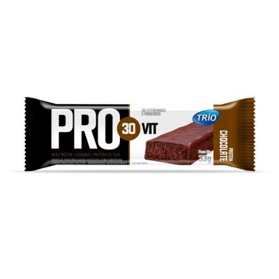 Imagem 10 do produto Kit Creatina Monohidratada 120 Cápsulas + Mega Maltodextrin Guaraná e Açaí 1kg + Barra Trio Pro 30 Vit Chocolate 33g