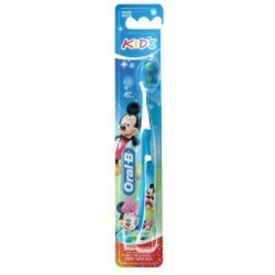Escova de Dente Oral-B Mickey Macia
