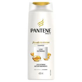 Shampoo Pantene - Liso Extremo | 400ml