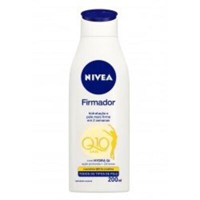 Loção Hidratante Nivea Firmadora Q10 Plus Feminino 200ml