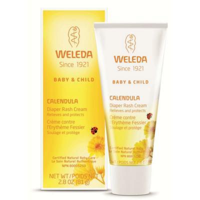 Imagem 1 do produto Calêndula Babycreme Weleda - Tratamento Antiassaduras - 75ml