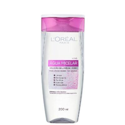 Imagem 6 do produto Kit L'Oréal Água Micelar 200ml + Creme Antissinais Idade Expert 45+ 40ml