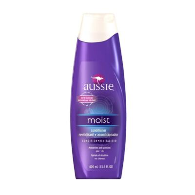 Imagem 5 do produto Aussie Moist Shampoo 400ml + Aussie Moist Condicionador 400ml