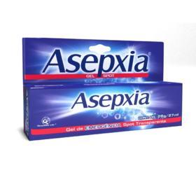 Gel Asepxia - Spot Transparente | 28g